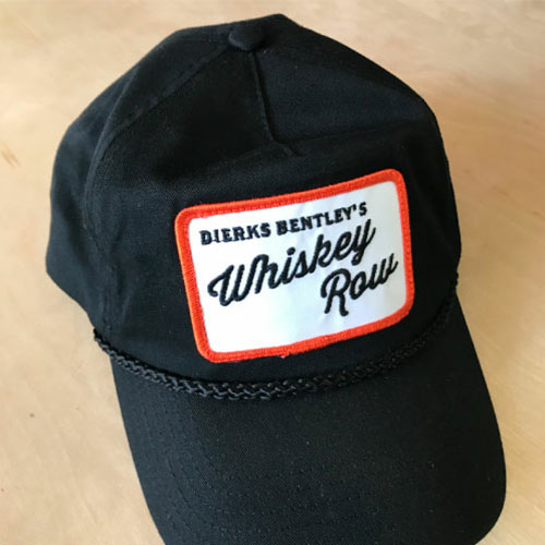 DWR-Black-Hat-White-Patch
