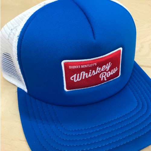 DWR-Blue-Hat-with-Red-Patch
