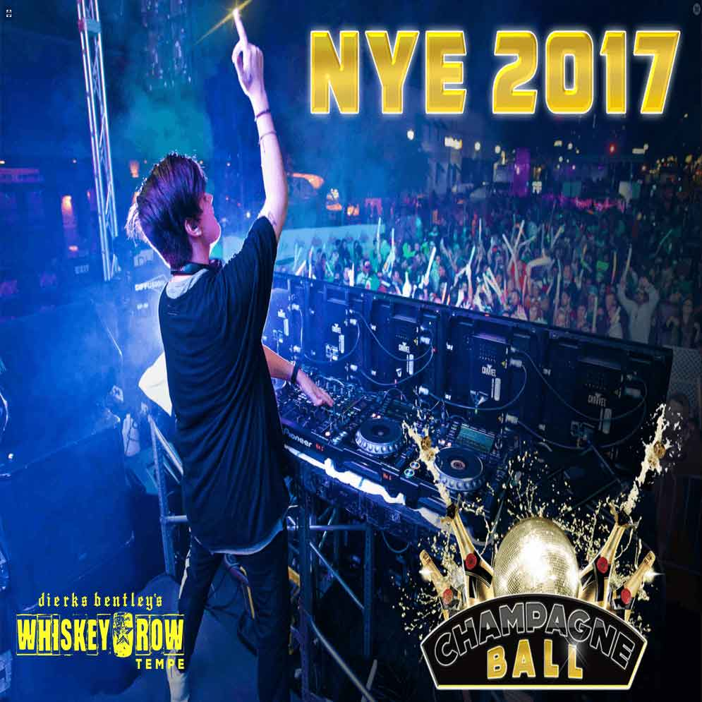 RIOT HOSPITALITY GROUP RINGS IN NYE WITH 3RD ANNUAL TEMPE BLOCK PARTY