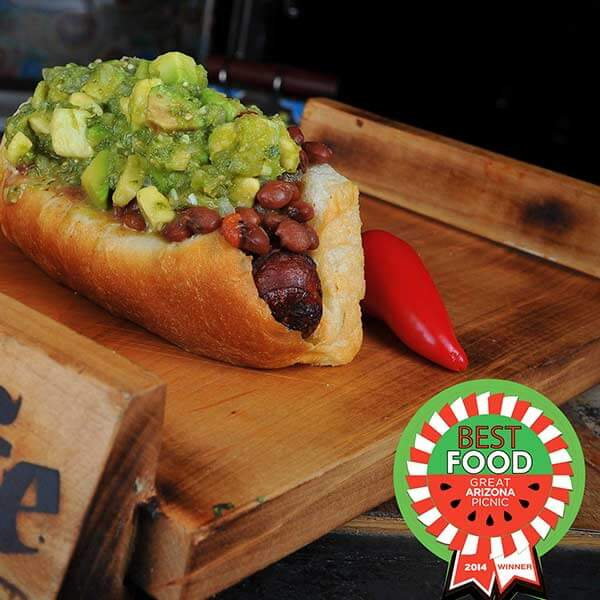 5 Places to Celebrate National Hot Dog Day
