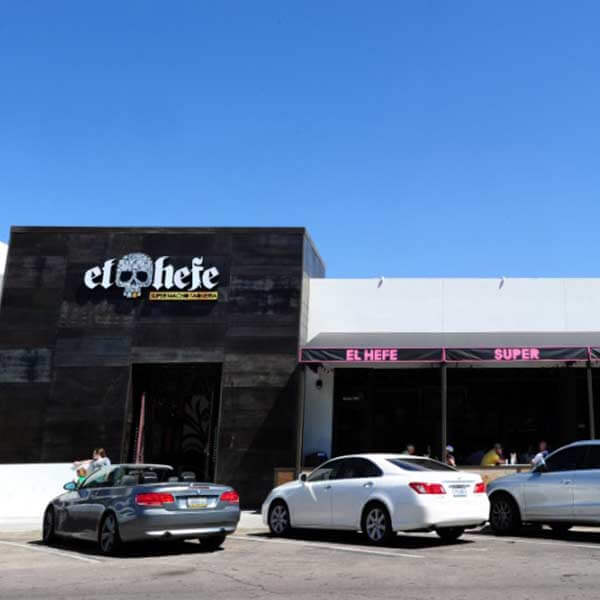 El Hefe – More than just a sexy taco bar!