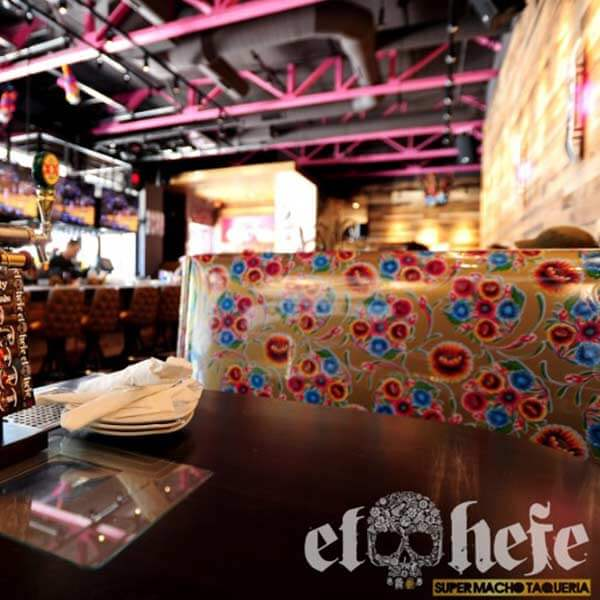 El Hefe: Tabletop Taps and Mexican Food with a Twist in Scottsdale
