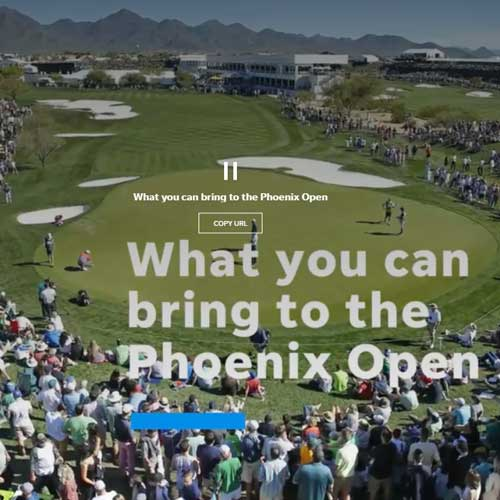 Everything Fans Need To Know About The 2018 Waste Management Phoenix